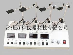 HJ-4A 四联磁力加热搅拌器