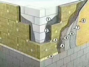 外墙玄武保温岩棉板供应商