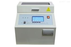 绝缘油介电强度测试仪   操作简单,体积小