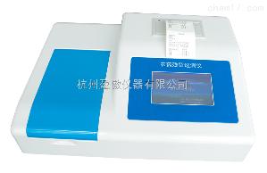 大豆油酸价过氧化值快速检测仪