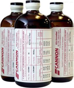 9727-C27 美国cannon标准粘度油
