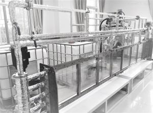 压裂液携砂性能评价试验系统