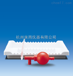 VITLAB 移液管托盘,PVC