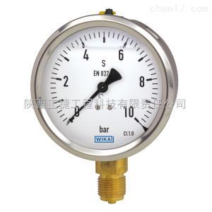 WIKA 222.30.223 WIKA 222.30波登管压力表优质供应