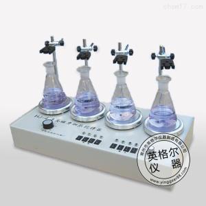 HJ-4四聯磁力加熱攪拌器