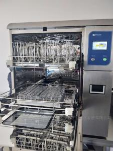 JM-LW8528 AD 中小企业科研型实验室全自动玻璃器皿洗瓶机
