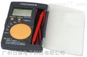 日本横河YOKOGAWA 73101数字万用表外壳一体化