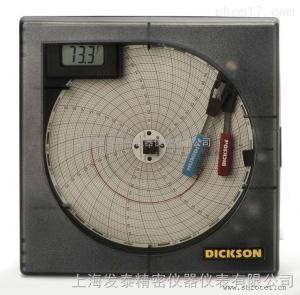 原装进口高精度迪克森TH622圆图温湿度记录仪