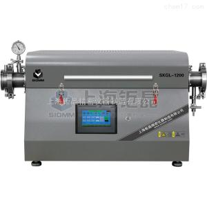 SKGL-1200 1200℃精密開啟式管式爐