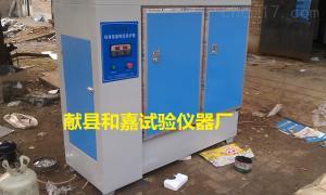 HWHS-40B恒温恒湿标准养护箱