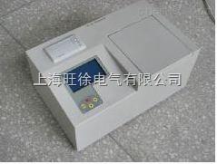 SDYWS變壓器油微量水分測定器
