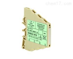SINEAX V610 Pt100温度变送器SINEAX V610