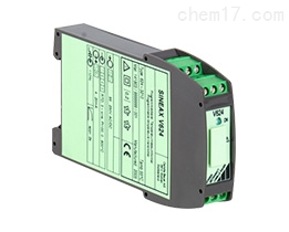 SINEAX VS46 可编程温度变送器SINEAX V624