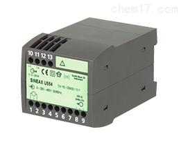 SINEAX U554 SINEAX U554交流电压变送器