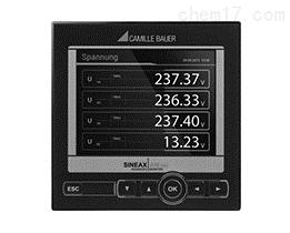 SINEAX AM1000 高清彩显多功能电能质量分析仪