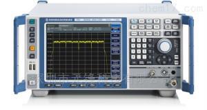 R&S®FSV FSV信號和頻譜分析儀