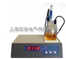 北京旺徐电气特价 ZTWS-8A型水分仪 油微水分析仪