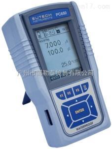 ECPCWP65043K 新加坡优特多参数防水型测量仪PC650