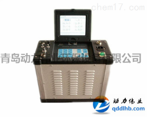 自動煙塵(氣)測試儀中標參數及使用安裝步驟