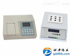 DL-500 動力嶗山COD檢測設備DL-500系列COD快速測定儀一臺儀器可測多個參數