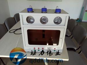 DL-3K 自動定容型萃取器可同時采集三個水樣