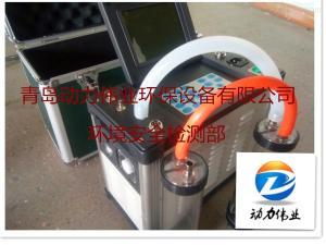 动力6300Y 自动智能烟尘油烟采样器烟尘烟气油烟测试仪厂家