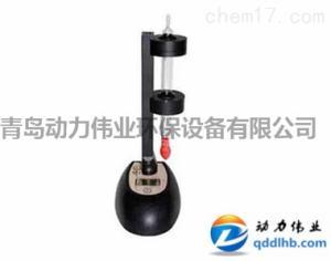 DL-103A 电子皂膜流量计 专用校准环境采样器 高精度2~2000ml/min