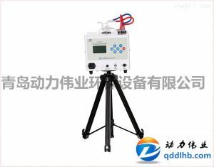 DL-6000(E)型电子流量计双路恒温恒流大气采样器