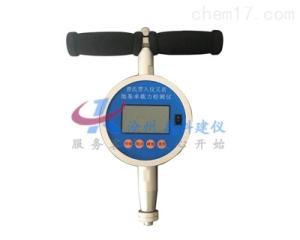 WG-VI 地基承载力现场检测仪的使用方法