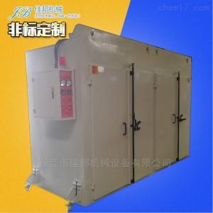 BJ-EHYKX-1850 恒溫熱風循環式工業烤箱 兩用4門8車烘箱