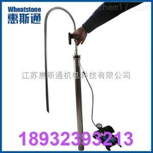专业供应 脚踏式防腐蚀抽液泵 手提电动防爆抽液泵 高效不锈钢泵