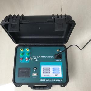 TDT-E 变压器变比测试仪