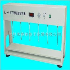 JJ-4A 六连电动搅拌器(数显测速)