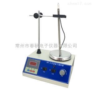 HJ-3  85-2 數顯恒溫磁力攪拌器
