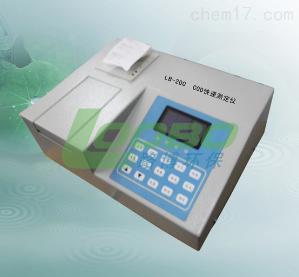 LB-200型 厂家现货两用型智能COD快速测定仪