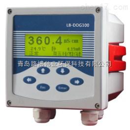 在線水質分析儀廠家丨LB-DDG100型在線電導率儀(TDS鹽度計)