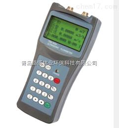 钢不锈钢铸铁玻璃钢等管道液体流速分析仪LB-JCM2H手持式超声波流量计