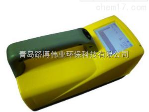 便攜式地面多道伽瑪能譜儀 FD-3022-I天然鈾釷鉀的含量的測量