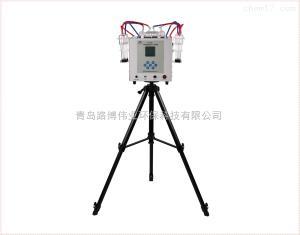 pm2.5中流量粉尘采样器一体机LB-6120(D)型大气综合采样器内置电池供电型