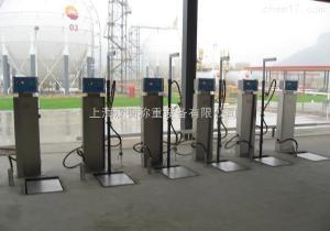 60公斤液化气专用灌装秤带定量灌装/100公斤全自动气体灌装秤厂家