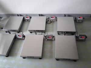 100公斤316不锈钢台秤厂家定制/150kg电子台秤
