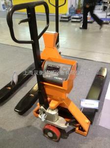 SCS 上海3吨带打印搬运秤后期维护/2吨带储存打印叉车秤