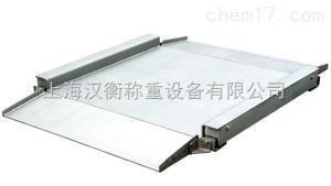 SCS 15噸帶引坡地磅廠家直銷/20噸電子平板秤