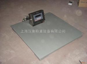 SCS 深圳5吨带EX防爆地磅秤*厂家/10吨高精度电子地磅价格