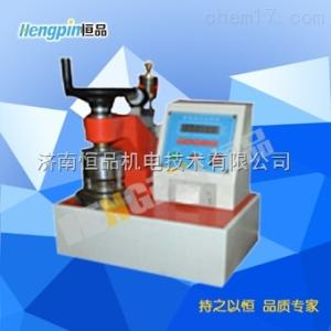 HP-NPD1600S 瓦楞纸箱耐破裂强度试验机/手动型纸箱耐破度仪