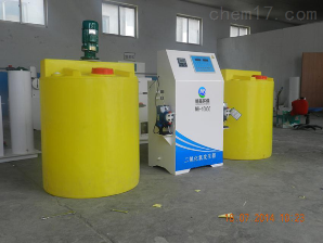 天津大港化工厂污水废水处理设备水消毒设备 二氧化氯发生器