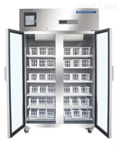 BXC-1000立式双开门 博科4℃血液冷藏箱生产厂家与价格