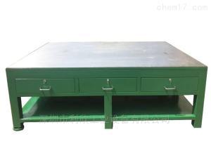 钢板检修工作台 高埗钢板检修工作台,模具装配工作桌