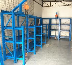 重型三立柱模具架 南宁重型三立柱模具架价格,尺寸设置利欣