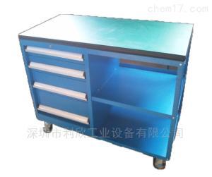 工具零件工具柜 北海工具零件工具柜规格,带脚轮工具车价格